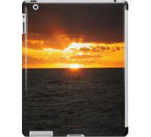 Beautiful Setting Sun iPad Case/Skin
