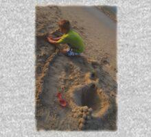 Sand Sculptor Kids Tee