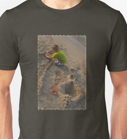 Sand Sculptor Unisex T-Shirt