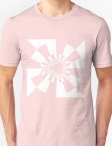 Mandelbrot XV - White T-Shirt