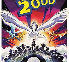 Pixel Pokemon 2000 by ZoeTwoDots