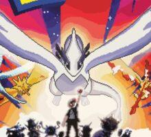 Pixel Pokemon 2000 Sticker