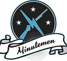Minutemen Emblem by SOWSEEGG