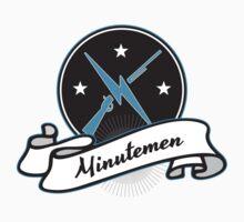 Minutemen Emblem Baby Tee