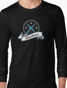Minutemen Emblem Long Sleeve T-Shirt