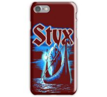 Styx band Ferryman tour 2016 AM1 iPhone Case/Skin