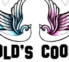 Old's cool ! Sticker