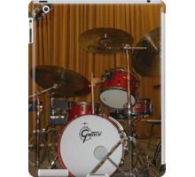 Guitars and Drums iPad Case/Skin