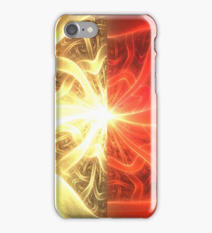 Good vs. Evil iPhone Case/Skin