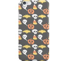 Adorable Halloween Pattern iPhone Case/Skin