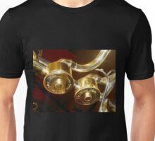 Valves on Bass Trombone Unisex T-Shirt