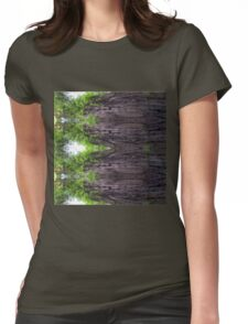 147 Redwoods Womens Fitted T-Shirt