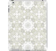 Golden pattern iPad Case/Skin