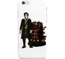 The War Doctor and Dalek iPhone Case/Skin