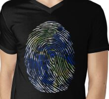 Imprint Mens V-Neck T-Shirt