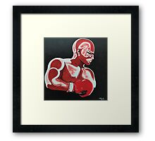 The Final Round Framed Print
