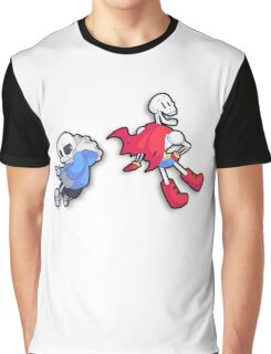 Some Cool Skeledudes Graphic T-Shirt