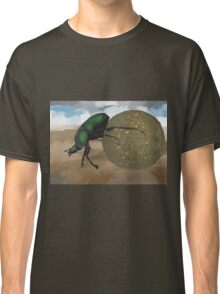 Beetle by Anne Winkler Classic T-Shirt