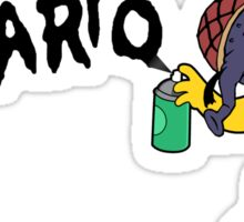 Fly Bart - El Barto Sticker