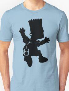 The Simpson - Bart Music T-Shirt