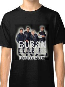 Duran duran paper gods tour 2016 Classic T-Shirt