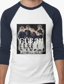 Duran duran paper gods tour 2016 Men's Baseball ¾ T-Shirt