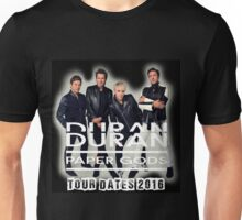 Duran duran paper gods tour 2016 Unisex T-Shirt