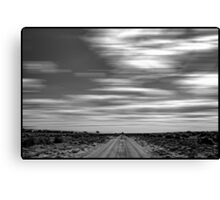 The Outback Canvas Print