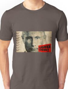GOP, I feel your humor. Unisex T-Shirt