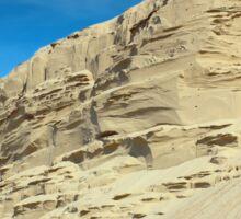 desert sand hill Sticker