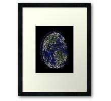 Firefly (Imprint) Framed Print