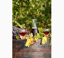 vineyard red wine  Unisex T-Shirt