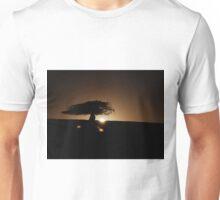 Back Light Unisex T-Shirt