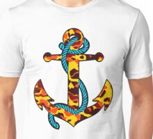 YUNG ANCHOR Unisex T-Shirt