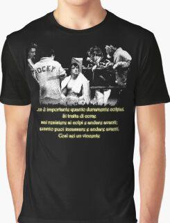Rocky Quote #1 ITA Graphic T-Shirt