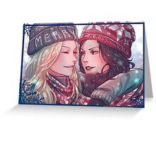 SQ Christmas Greeting Card