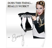 Grav3yardgirl - Does this thing really work? Poster