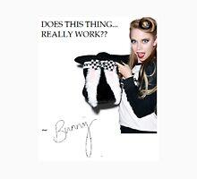 Grav3yardgirl - Does this thing really work? Unisex T-Shirt