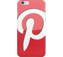 pinterest iPhone Case/Skin