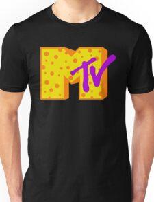 MTV Cheese Logo Unisex T-Shirt