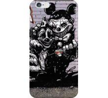 Crak tours- Street art from Bristol iPhone Case/Skin