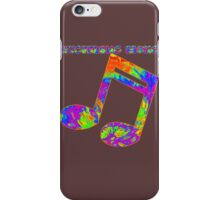 Psychedelic Rock 2 iPhone Case/Skin