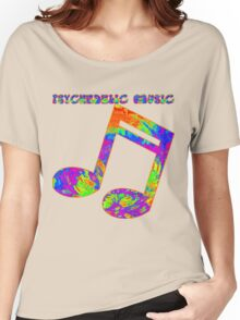 Psychedelic Rock 2 Women's Relaxed Fit T-Shirt