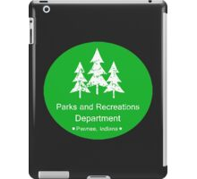 Parks and Rec iPad Case/Skin