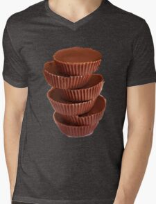 Reese's Mens V-Neck T-Shirt