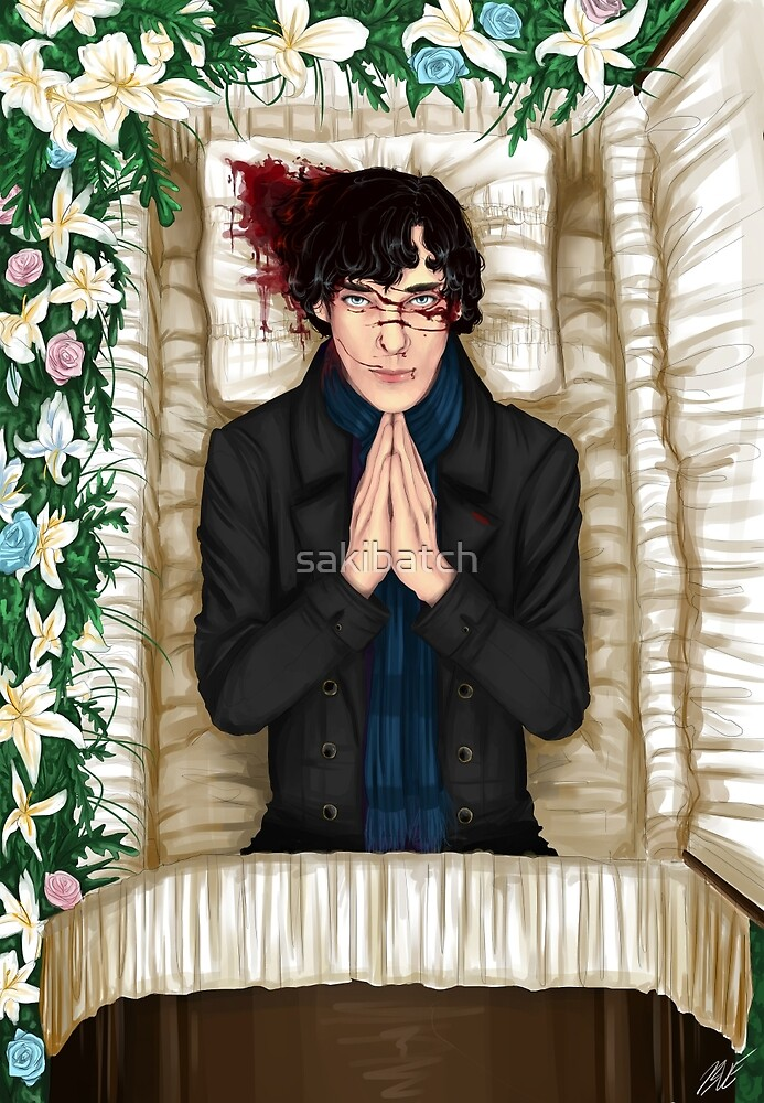 Sherlock Casket by sakibatch