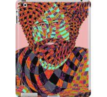 Jerry Garcia Psychedelic iPad Case/Skin