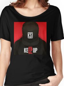 KSI KEEP UP Women's Relaxed Fit T-Shirt