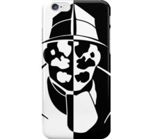 Rorschach - Remember Who Created Me iPhone Case/Skin