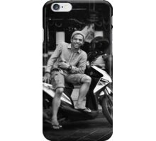 Faces of Kuta #07 ... Bali  iPhone Case/Skin